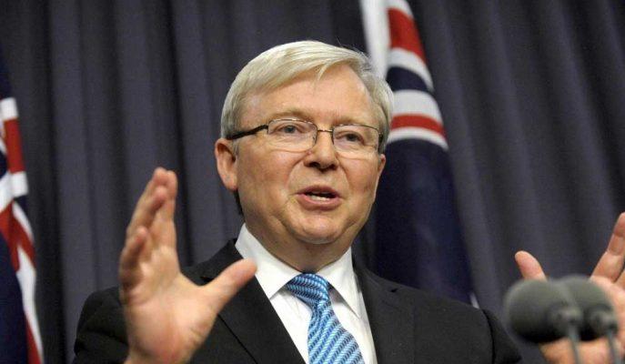 Eski Avustralya Lideri: Çin'in ABD ile Ticaret Anlaşması için Umutsuz Olduğu Görüşü Yanlış