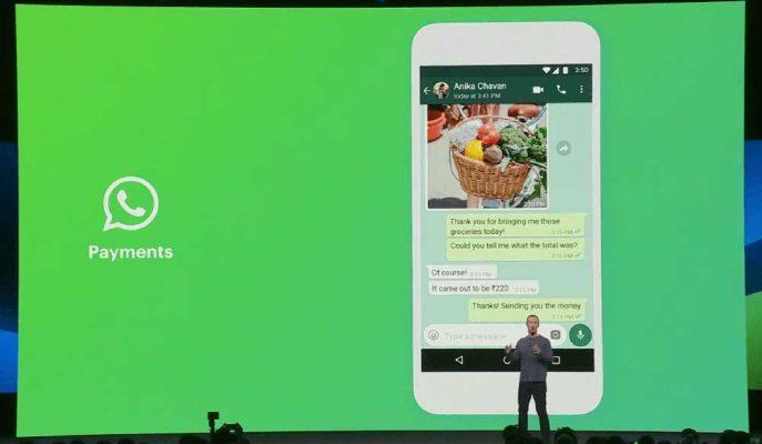 Facebook WhatsApp'ın Mobil Ödeme Servisini Londra'da Geliştirecek