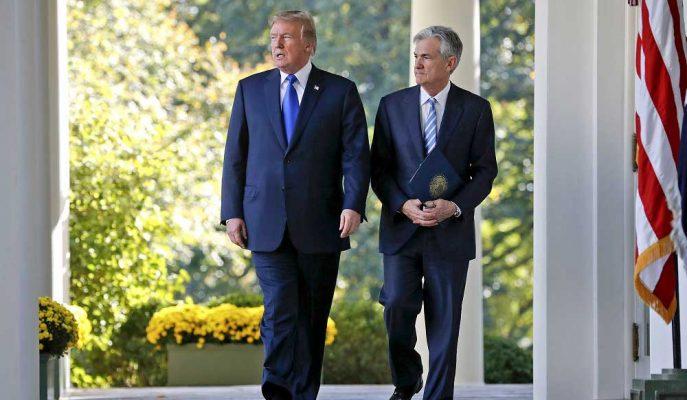 FED Başkanı Powell Toplantı Sonrası Brifingde Trump'ı Kızdırmaktan Kaçınmalı