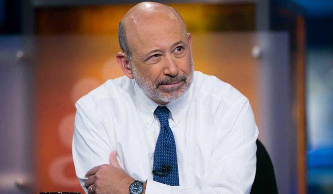 Goldman Sachs'ın Eski Lideri Lloyd Blankfein, Trump'ın Tarifelerini Savundu!