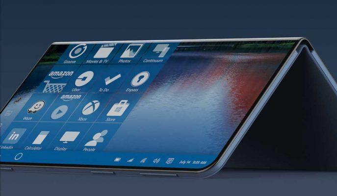 Google Katlanabilir Telefon ile Samsung ve Huawei'ye Rakip Olmaya Hazırlanıyor