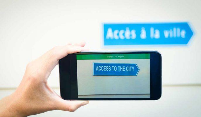 Google Translate Kamera ile Görüntülenen Dili Otomatik Algılayacak