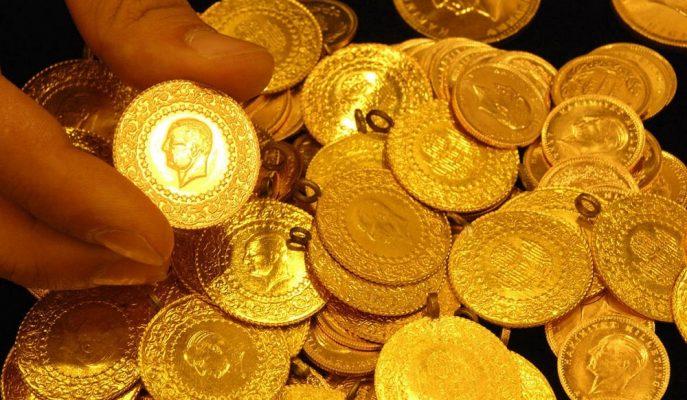 Gram Altın Ons Fiyatına Paralel 245 Liranın Üstünde İşlem Görüyor