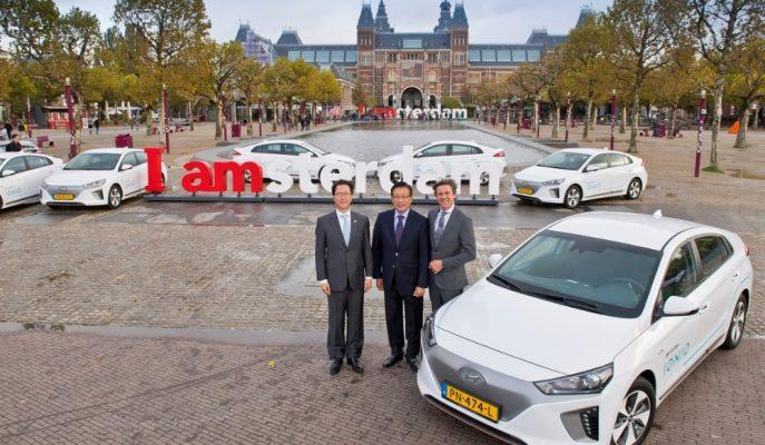 Hollanda'nın Benzinli ve Dizel Araçlara Yönelik 2030 Hazırlığı!