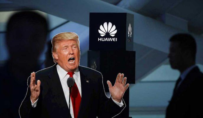 Huawei ABD Yaptırımlarını Atlatmak için Aylarca Yetecek Envantere Sahip