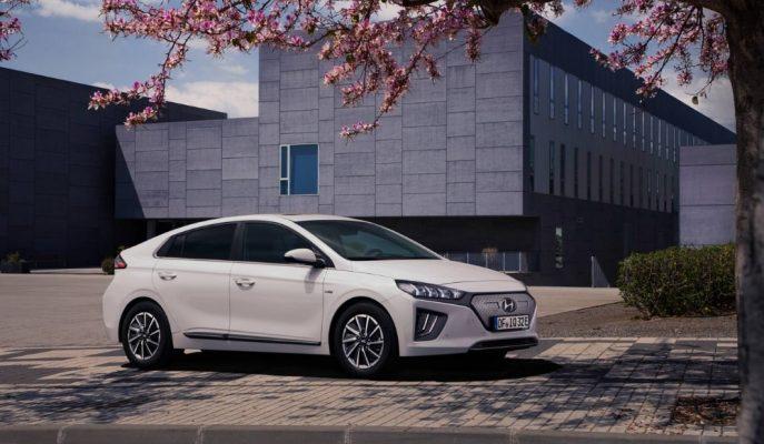 2020 Hyundai Ioniq Güncellemesinde Üst Segment Özellikler Sunulmuş!