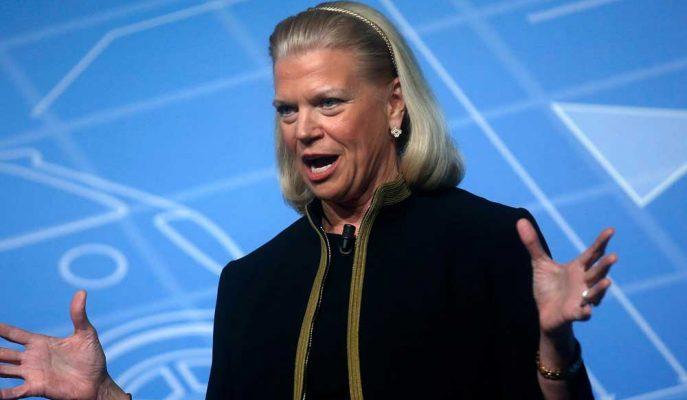 IBM CEO'su: ABD-Çin Görüşmelerinde Dijital Ticaret Meselesi de Çözümlenmeli