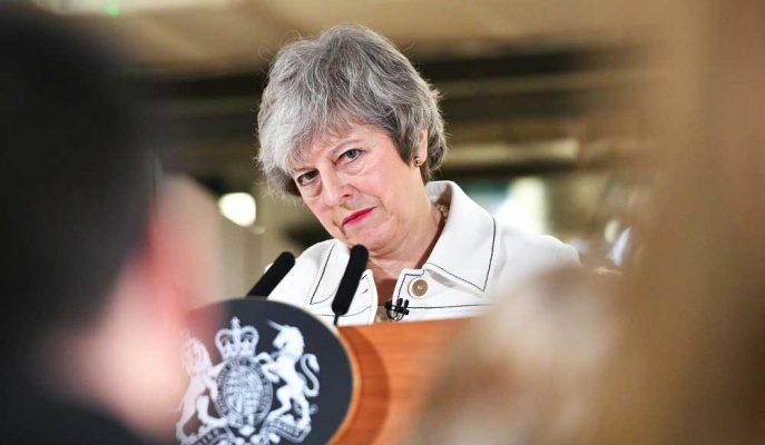 İngiltere Başbakanı Theresa May Birkaç Gün İçinde İstifa Edebilir