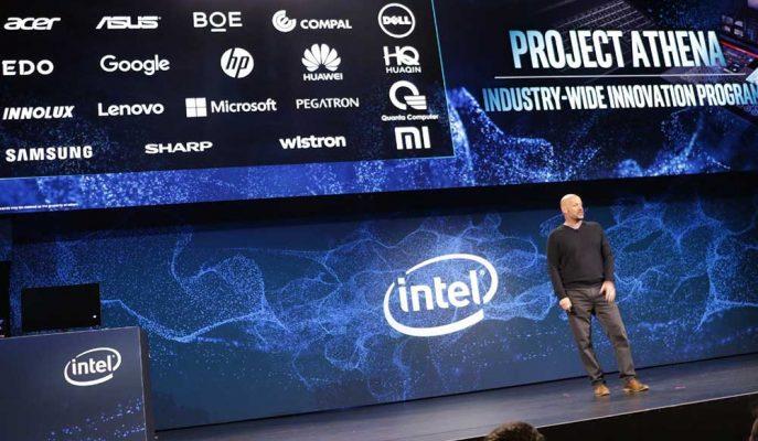 Dizüstü Bilgisayar Üzerinde Çalışan Intel Pil Ömrü ile Fark Yaratmak İstiyor