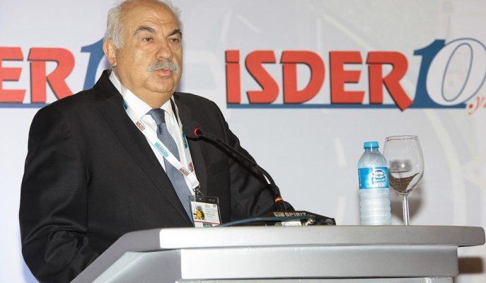 İSDER Yönetim Kurulu Başkanından 2023'te 750 Milyon Dolarlık İhracat Hedefi Açıklaması