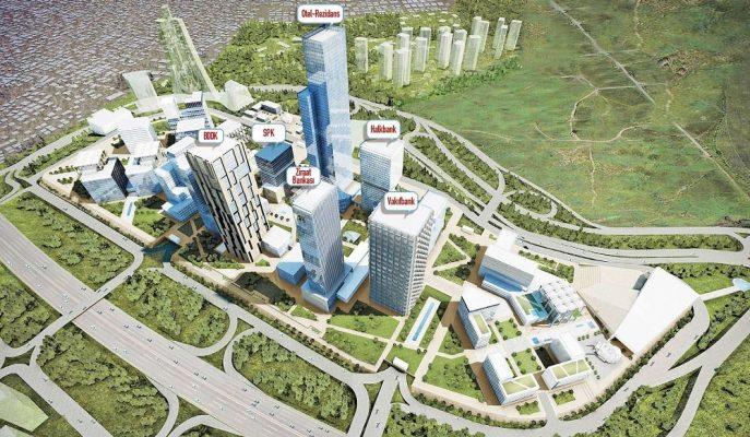 İstanbul Finans Merkezi'nin 2022 Yılında Açılması Planlanıyor