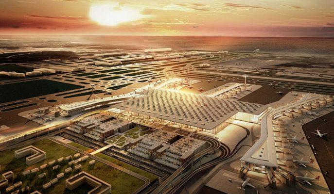 İstanbul Havalimanının Dört Ayda Taşıdığı Yolcu Sayısı Yaklaşık 5 Milyon