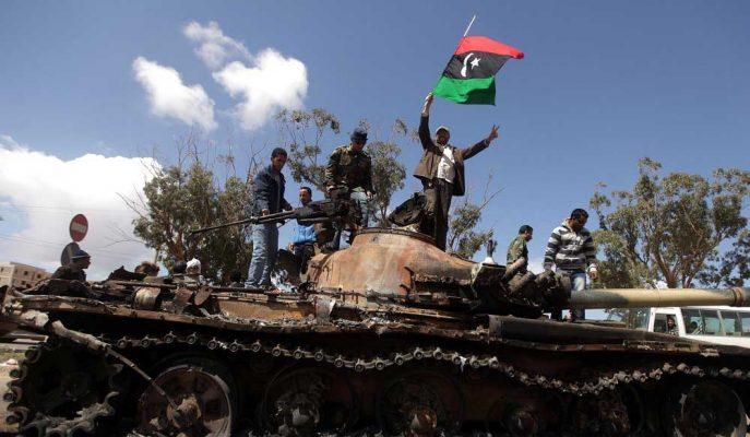 Libya'da Artan Çatışmalar Petrolde Büyük Bir Arz Şokunu Tetikleyebilir