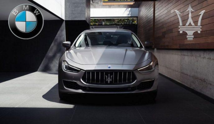 Ferrari Motor Reddinden Sonra Maserati Sürüş Teknolojisinde BMW'ye Kayıyor!