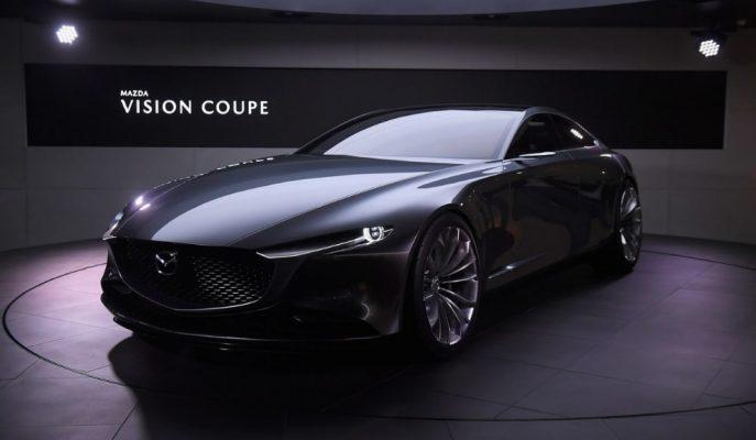 Mazda Sıralı 6 Silindirli Motorunu Skyactiv-X ile Canlandırıyor
