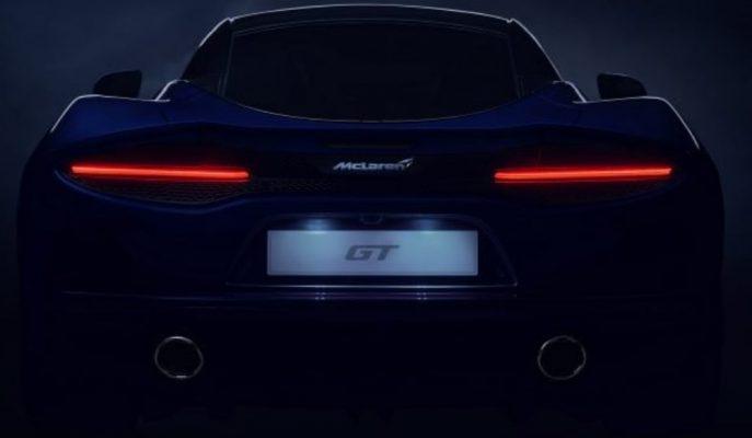 McLaren'in Speedtail DNA'sını Taşıyan Yeni GT'nin Teaser'i!