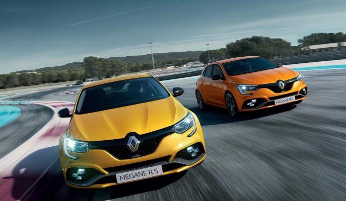 Renault Megane RS'e İlk EDC Vites Takviyesi
