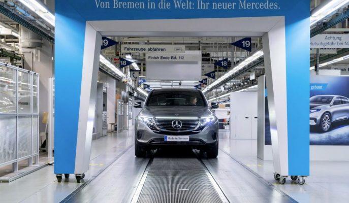 Mercedes EQC 400 En Yakın Rakibi Audi E-Tron'dan 10 Bin Dolar Ucuza Satılacak!