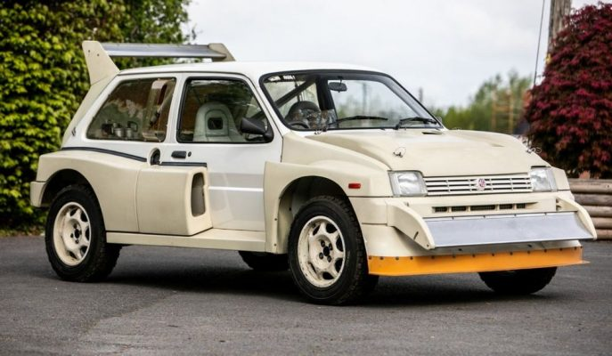 Sıfır Şekilde Saklanmış 1985 MG Metro 6R4'ın Satış Fiyatını Tahmin Etmeniz Çok Zor!