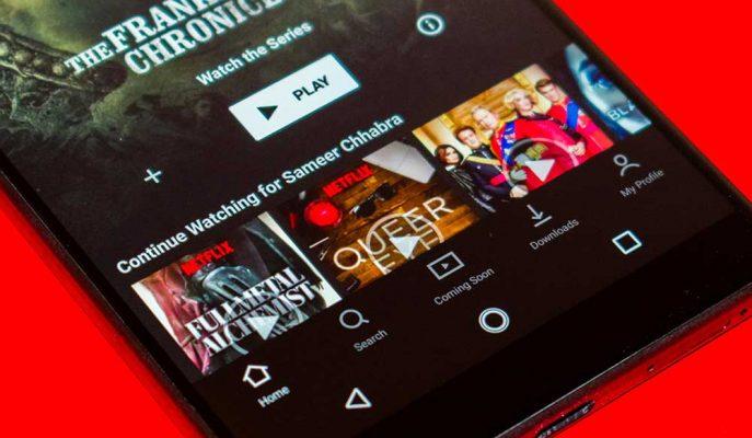 Netflix'in Android Uygulamasının Telefonun Batarya Performansını Düşürdüğü Açıklandı