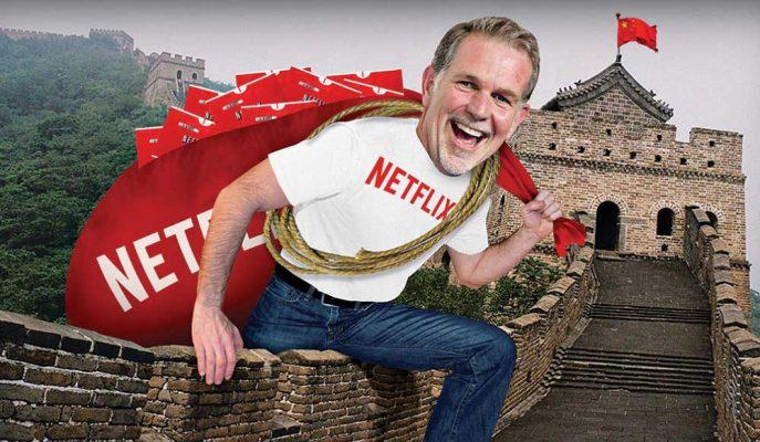 Netflix'in Çin Stratejisi Ülkede Yayın Hizmeti Başlatmak Değil