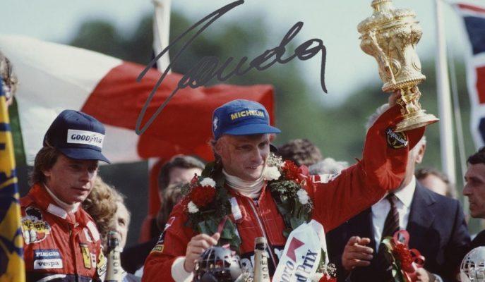 """3 Kez F1 Şampiyonluğu Yaşayan Efsane Pilot """"Niki Lauda"""" Hayata Gözlerini Yumdu!"""