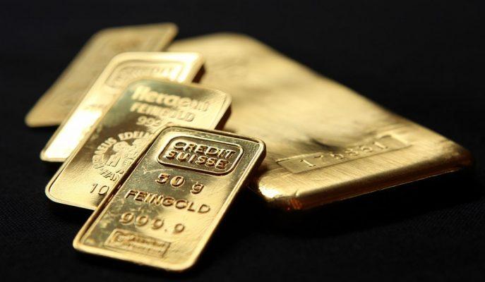 Altının Ons Fiyatı Ticaret Görüşmeleri Gerilimiyle 1286 Dolara Yükseldi
