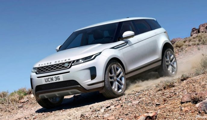 JLR, Ranger Rover Evoque PHEV Seçeneğini 1.5L Motorla Getirecek!
