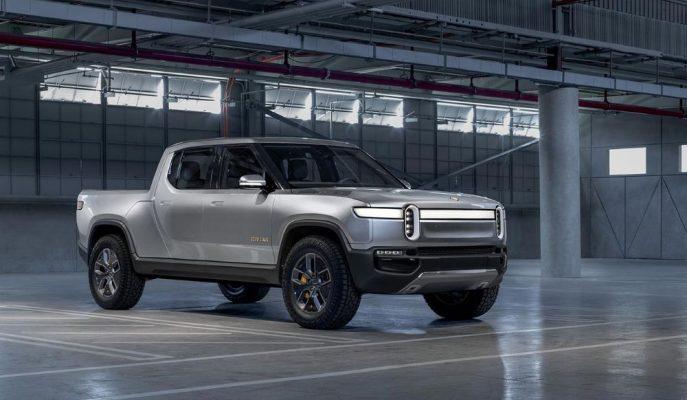 Rivian Modellerinde Gelecek Piller Otomotiv Sektörünün En Büyüğü!