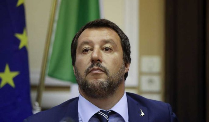 Salvini: AB Seçimlerinden Sonra İtalya Hükümetinde Hiçbir Değişiklik Olmayacak