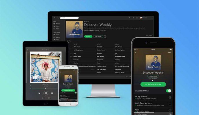Spotify Giriş ve Orta Seviye Telefonlar için Lite Sürümü Test Ediyor