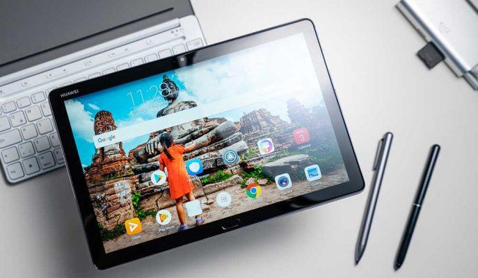 Apple'ın Başı Çektiği Tablet Rekabetinde Huawei Samsung'u Geride Bıraktı!