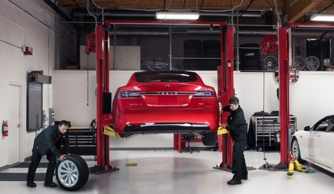 Tesla Araçlarında Çıkacak Mekanik Sorunlar için Geliştirilen Süper Yöntem!