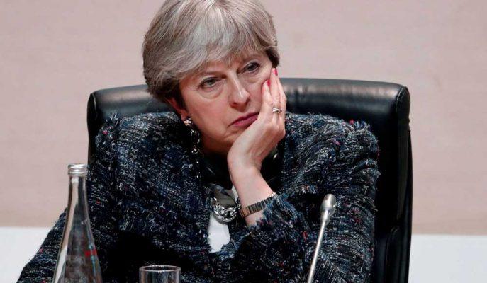 Theresa May'in Brexit Anlaşmasını Kurtarmak için Son Çabası da Başarısız Olabilir