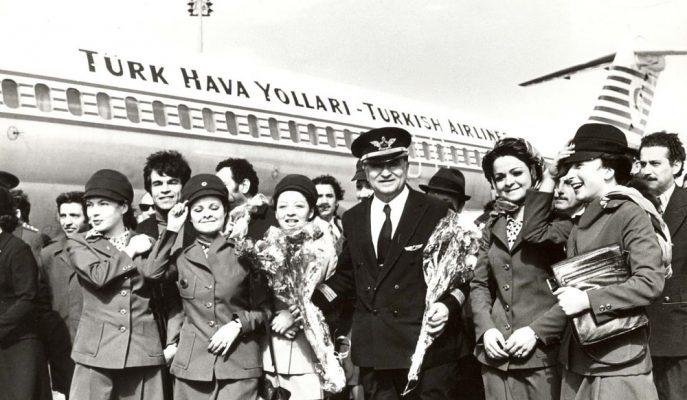 Türk Hava Yolları Gökyüzünde 86 Yılı Geride Bıraktı