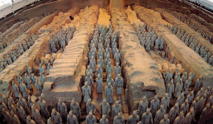THY Çin'de Gizemli Yeraltı Ordusunun Bulunduğu Xian'a Sefer Düzenleyecek