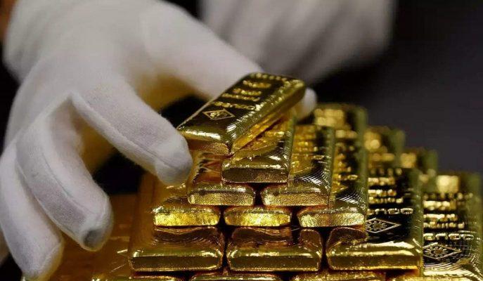 Ticaret Gerginliğinden Etkilenen Altın, Haftalık Kazancını Korudu
