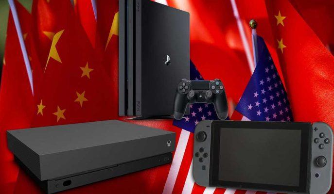 Ticaret Savaşları Nedeniyle Oyun Konsollarının Fiyatı Artabilir