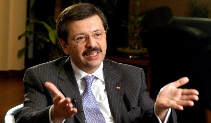 TOBB Başkanı Hisarcıklıoğlu, Türkiye ve ABD'nin STA İmzalamasını İstediklerini Açıkladı