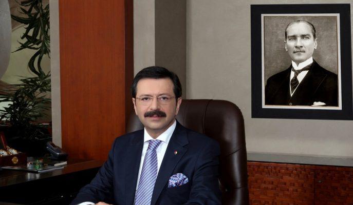 TOBB Başkanı Rifat Hisarcıklıoğlu: Türkiye'nin İlk Gündem Maddesi Ekonomi Olmalı
