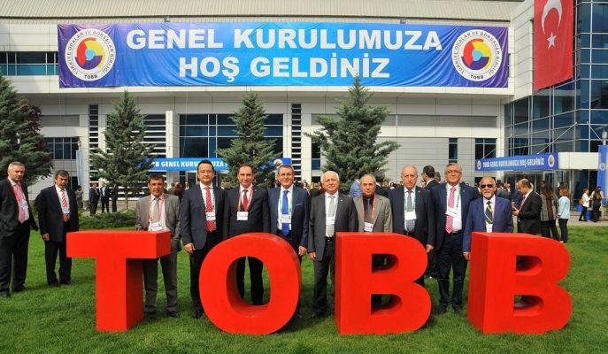 TOBB Genel Kurulu'na Kıdemde Uzlaşma Talebinde Bulunuldu