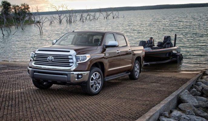 Toyota, Tundra Truck Aracına Devasa Hibrit Motorunu Veriyor!