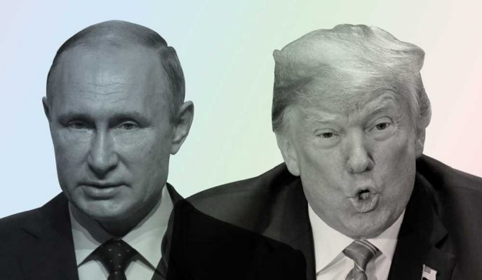 Trump ile Putin Telefonda Mueller Raporu, Venezuela ve Kuzey Kore'yi Görüştü!