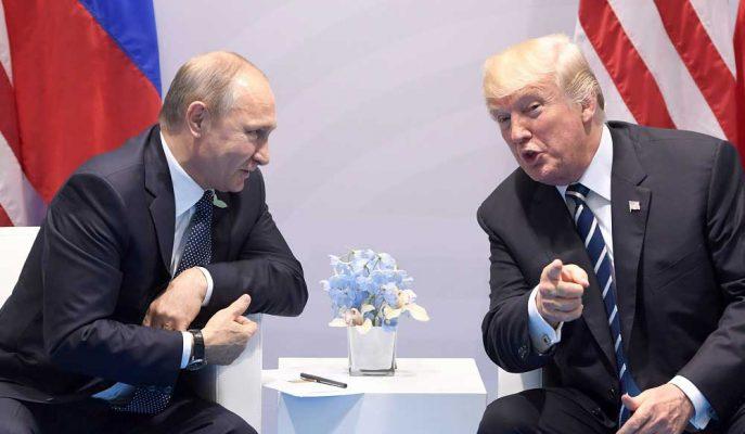 Trump ile Putin'in Ortak Noktaları Avrupa Birliği'ni Zayıflatma İstekleri