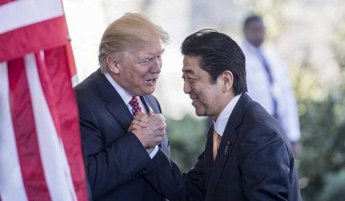 Trump, Japonya ile Ticaret Açığının Hızla Düzelmesini Bekliyor