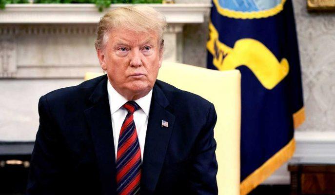 """Trump Ticaret Müzakereleri Öncesinde """"Çin Anlaşmayı Bozdu"""" Diyerek Gemileri Yaktı"""