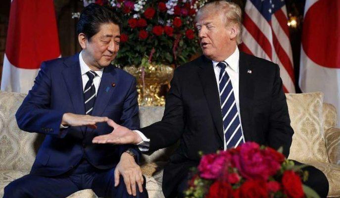 Trump'ın Japonya ile Hızlı İlerleme Umudu, Anlaşmaya Yönelik Endişeler Doğurdu