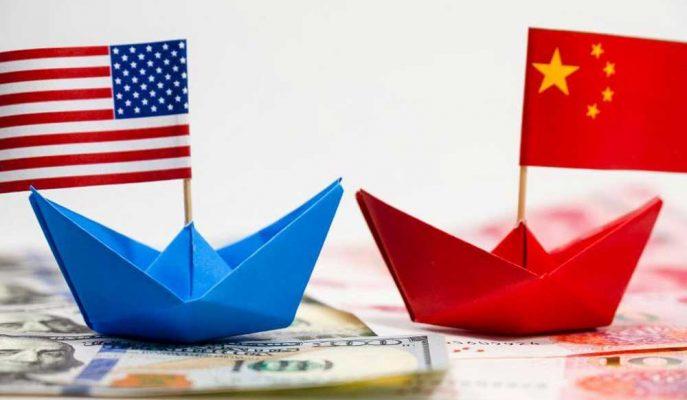 Trump'ın Ticaret Gerginliğini Artırmasıyla Çin Piyasası %5'ten Fazla Düştü