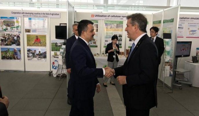 Türk Heyeti, Japonya'daki G20 Tarım Bakanları Zirvesi'ne Katıldı
