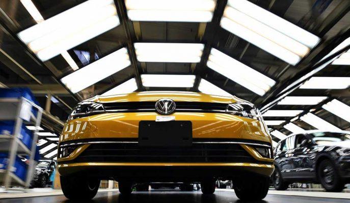"""Volkswagen ABD Tarife Tehdidinden Sonra """"İyimser Ama Gerçekçi"""""""
